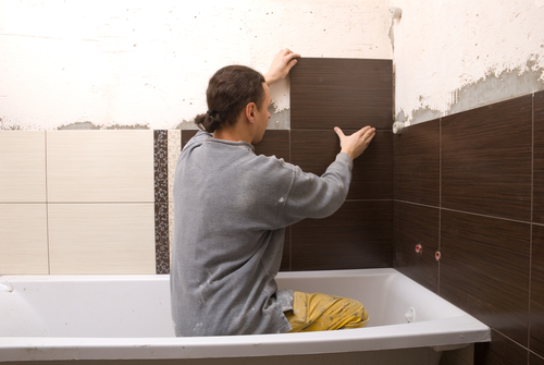 Kakla badrum